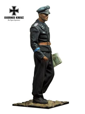 Herman Göring Panzer Leutnant, 1943  (Vista 6)