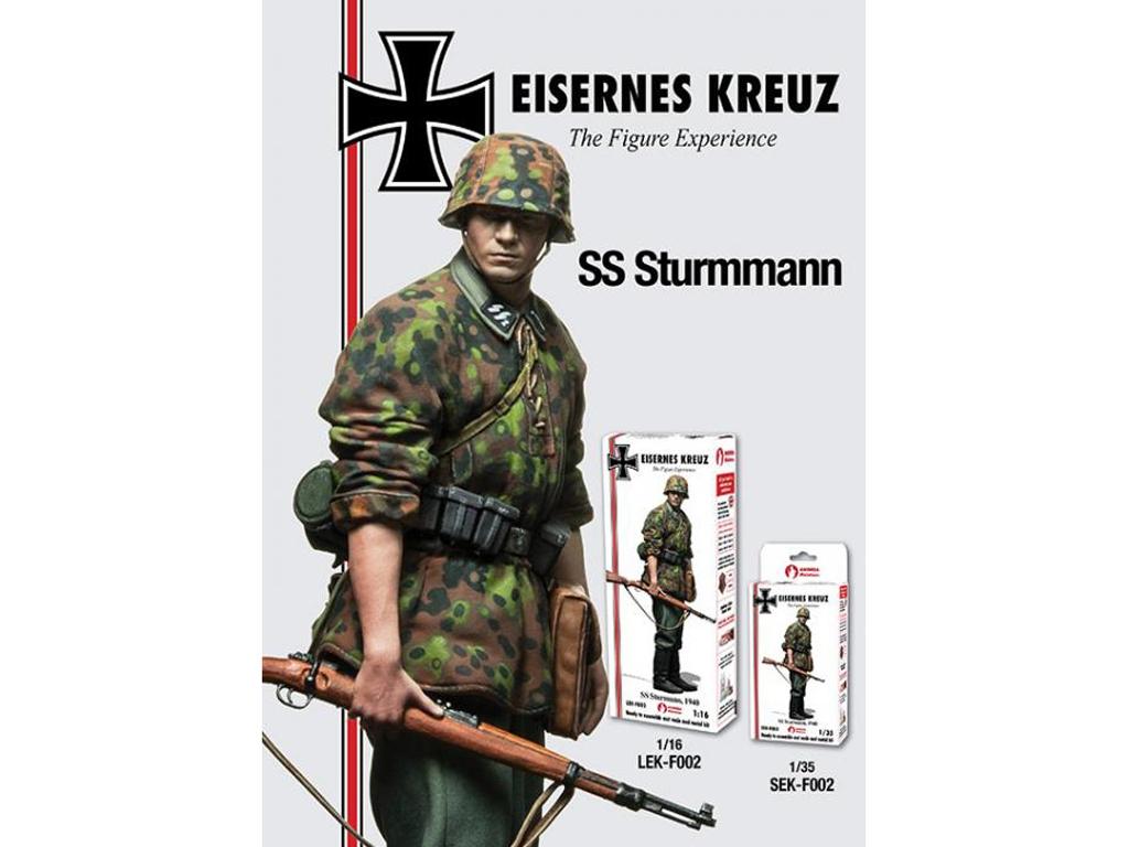 SS Sturmmann, 1940 - Ref.: ANDR-EK72F002
