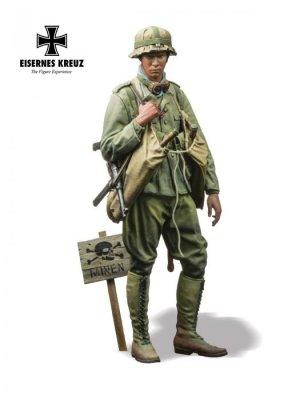 D.A.K. Panzer Pionier, 1942  (Vista 2)