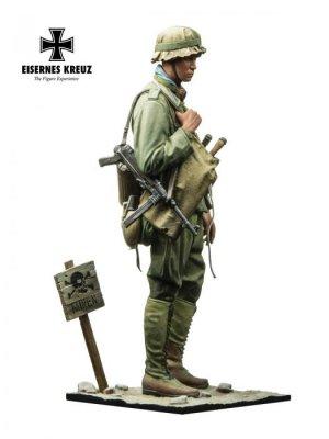 D.A.K. Panzer Pionier, 1942  (Vista 5)