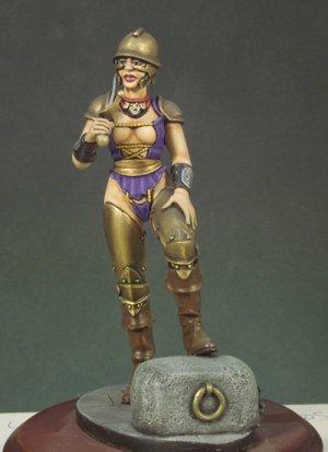 Gladiadora  (Vista 1)