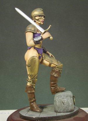 Gladiadora  (Vista 2)