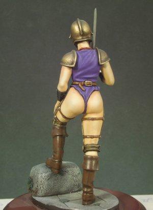 Gladiadora  (Vista 3)