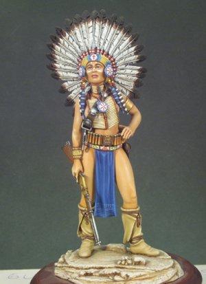 Guerrera Sioux  (Vista 1)