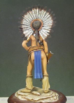 Guerrera Sioux  (Vista 2)