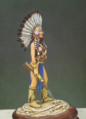 Guerrera Sioux  (Vista 3)