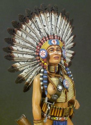 Guerrera Sioux  (Vista 4)