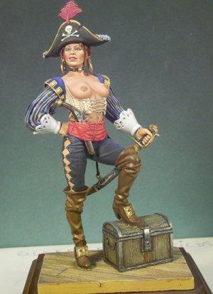Chica pirata  (Vista 1)