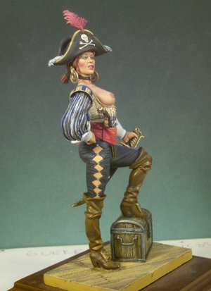 Chica pirata  (Vista 2)