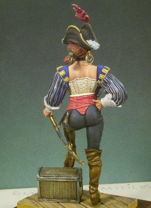 Chica pirata  (Vista 3)