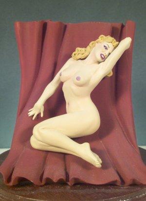 El sueño de Marilyn  (Vista 1)