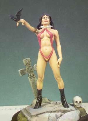 Chica Vampiro  (Vista 1)