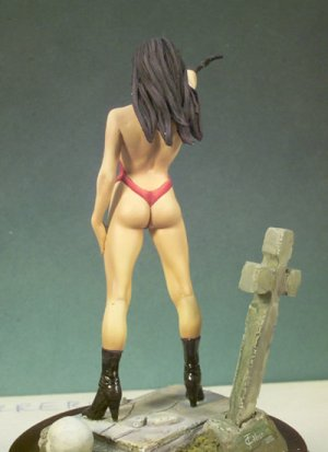 Chica Vampiro  (Vista 2)
