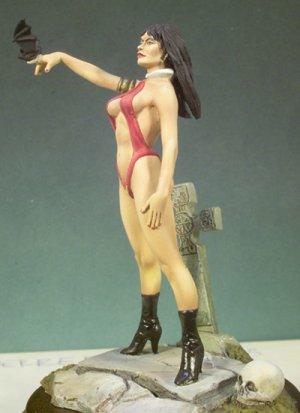 Chica Vampiro  (Vista 3)