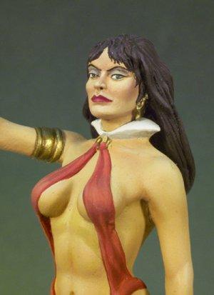 Chica Vampiro  (Vista 4)