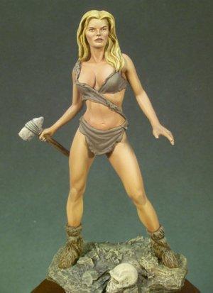 Chica Jurásica  (Vista 2)