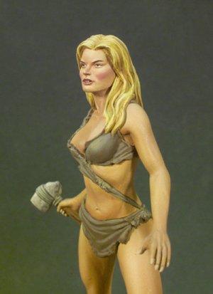 Chica Jurásica  (Vista 4)