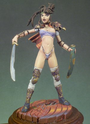 Chica Manga  (Vista 1)