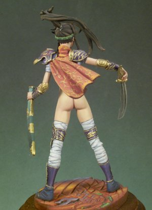 Chica Manga  (Vista 2)