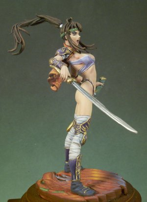Chica Manga  (Vista 3)