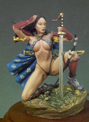 Chica samurai  (Vista 2)