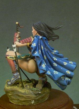 Chica samurai  (Vista 3)