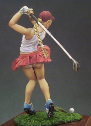 Chica Golfista  (Vista 4)