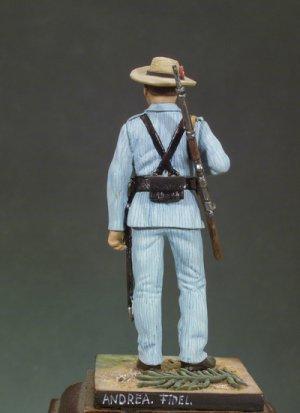 Infantería Guerra de Cuba 1895-1898  (Vista 3)
