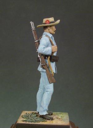 Infantería Guerra de Cuba 1895-1898  (Vista 4)