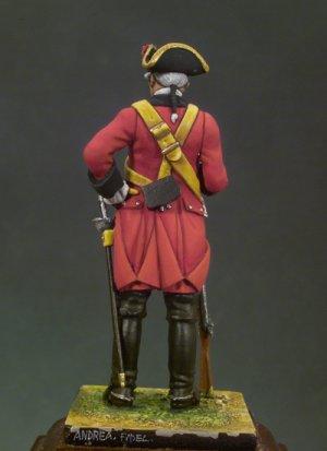 Caballería de Línea Reg. España 1760  (Vista 3)