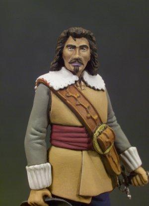 Capitán infantería Flandes 1598-1621  (Vista 2)