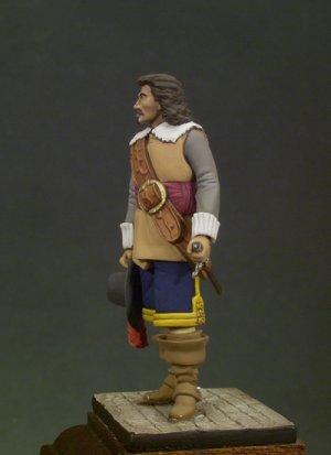 Capitán infantería Flandes 1598-1621  (Vista 3)