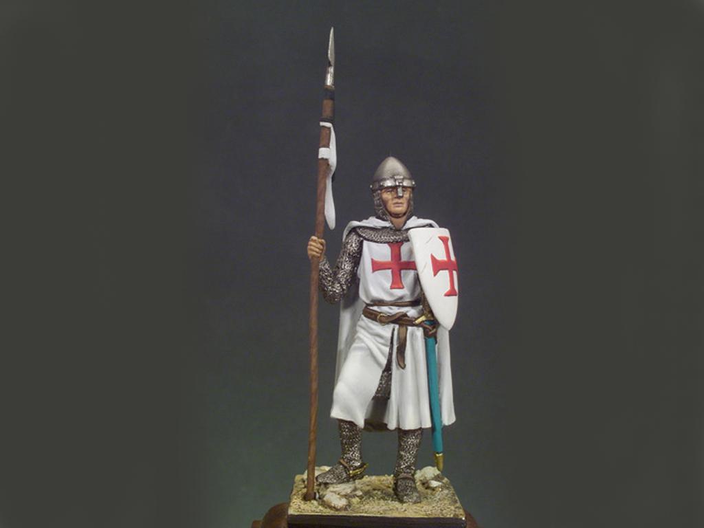 Caballero templario 1150  (Vista 1)