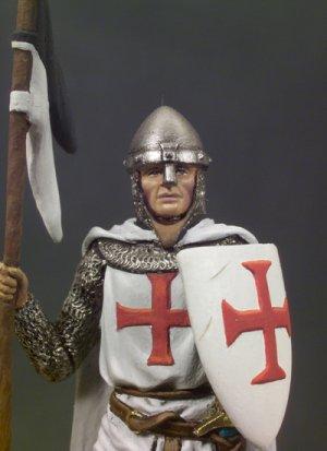 Caballero templario 1150  (Vista 2)