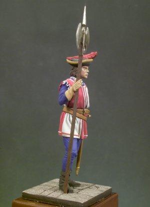 Alabardero, Fernando el Católico 1504  (Vista 4)