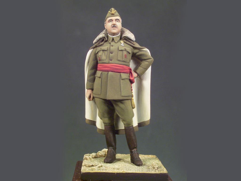 General Franco 1938 - Ref.: ANDR-KSE019