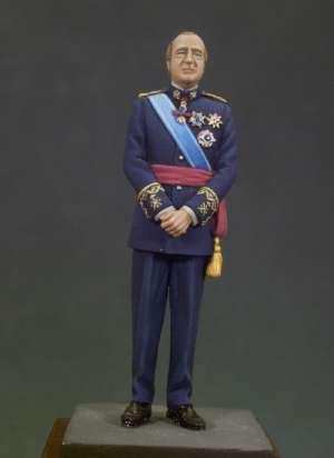 S.M. El Rey D. Juan Carlos  (Vista 1)