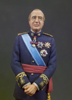 S.M. El Rey D. Juan Carlos  (Vista 2)