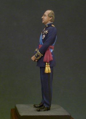 S.M. El Rey D. Juan Carlos  (Vista 3)