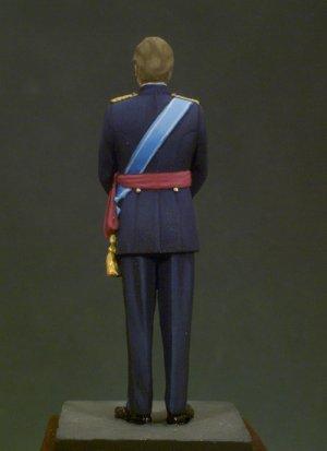 S.M. El Rey D. Juan Carlos  (Vista 4)