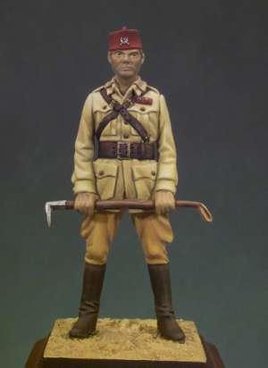 Oficial de Regulares 1936-1939  (Vista 1)