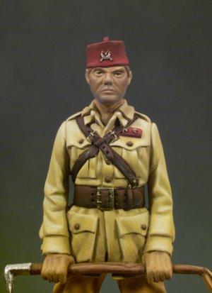 Oficial de Regulares 1936-1939  (Vista 2)