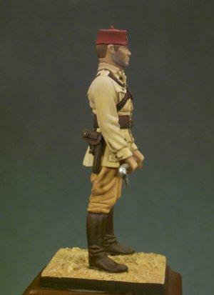 Oficial de Regulares 1936-1939  (Vista 3)