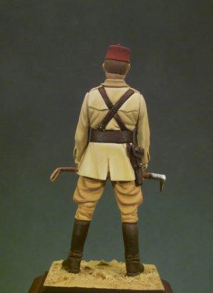 Oficial de Regulares 1936-1939  (Vista 4)