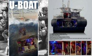 Seccion U-Boat VII C  (Vista 1)