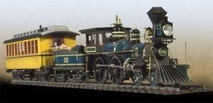 Western Railroad   (Vista 1)