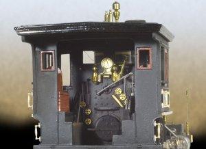 American 440 Locomotive  (Vista 3)