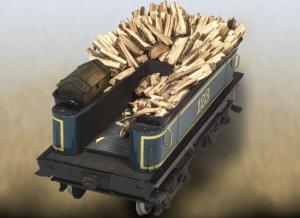 American 440 Locomotive  (Vista 4)