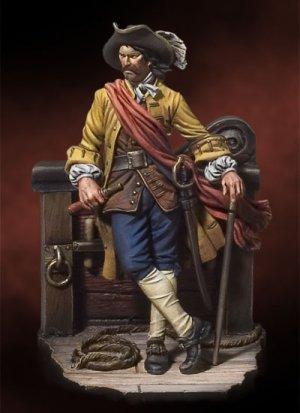 Capitan William Kidd, 1689  (Vista 1)