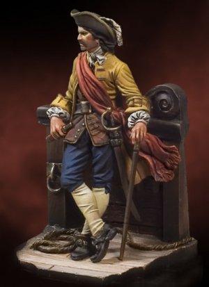 Capitan William Kidd, 1689  (Vista 2)
